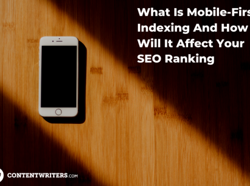 What Is Mobile First Indexing And How Will It Affect Your SEO Ranking