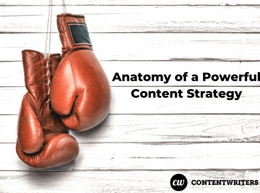 Anatomy of a Powerful Content Strategy