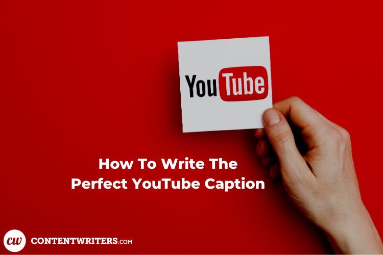 How To Write The Perfect YouTube Caption 1
