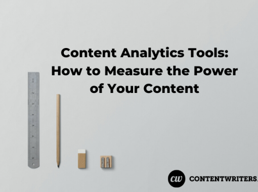 Content Analytics Tools How to Measure the Power of Your Content