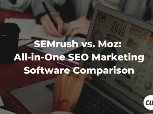 SEMrush vs. Moz All in One SEO Marketing Software Comparison