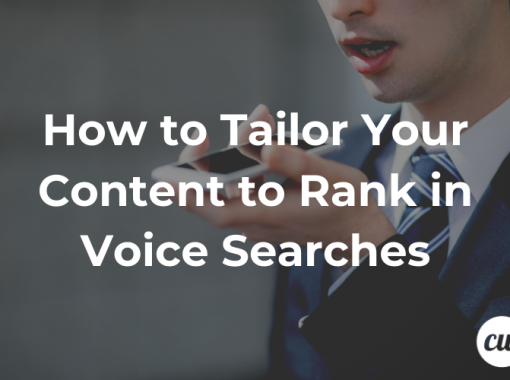 How to Tailor Your Content to Rank in Voice Searches