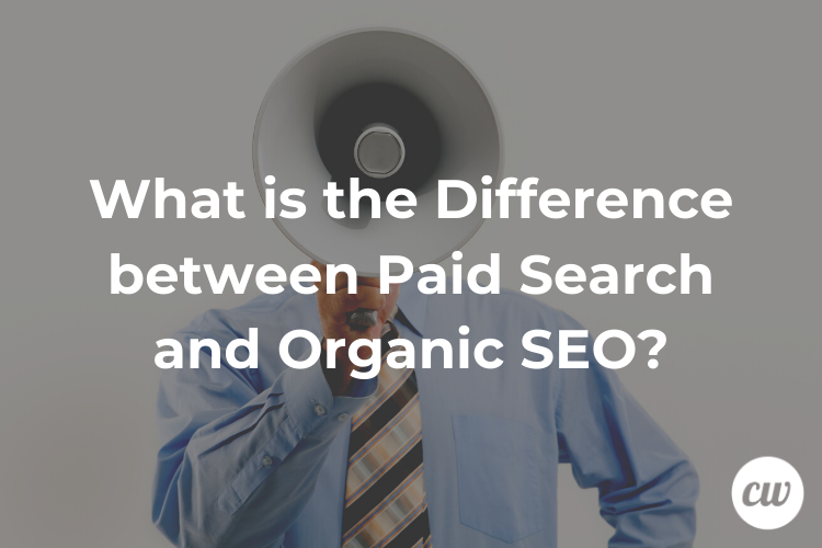 What is the Difference between Paid Search and Organic SEO