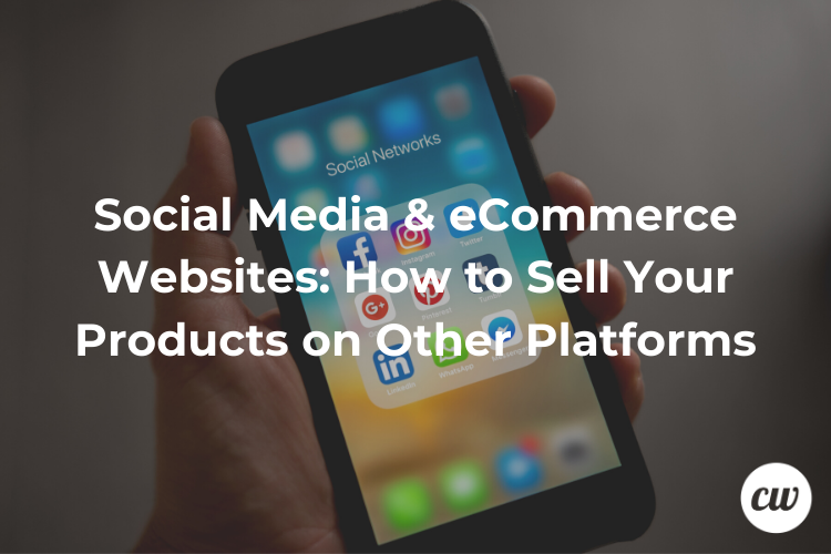 Social Media eCommerce Websites How to Sell Your Products on Other Platforms