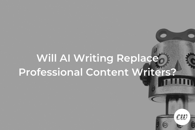 Will AI Writing Replace Professional Content Writers