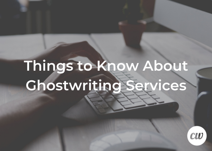 Things to Know About Ghostwriting Services