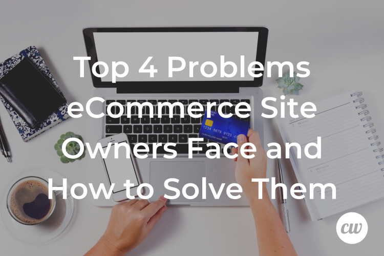 Top 4 Problems eCommerce Site Owners Face and How to Solve Them