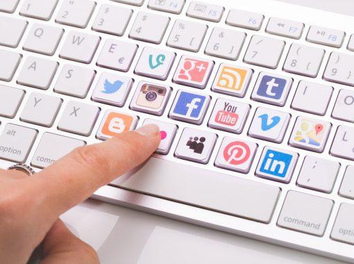 social media following