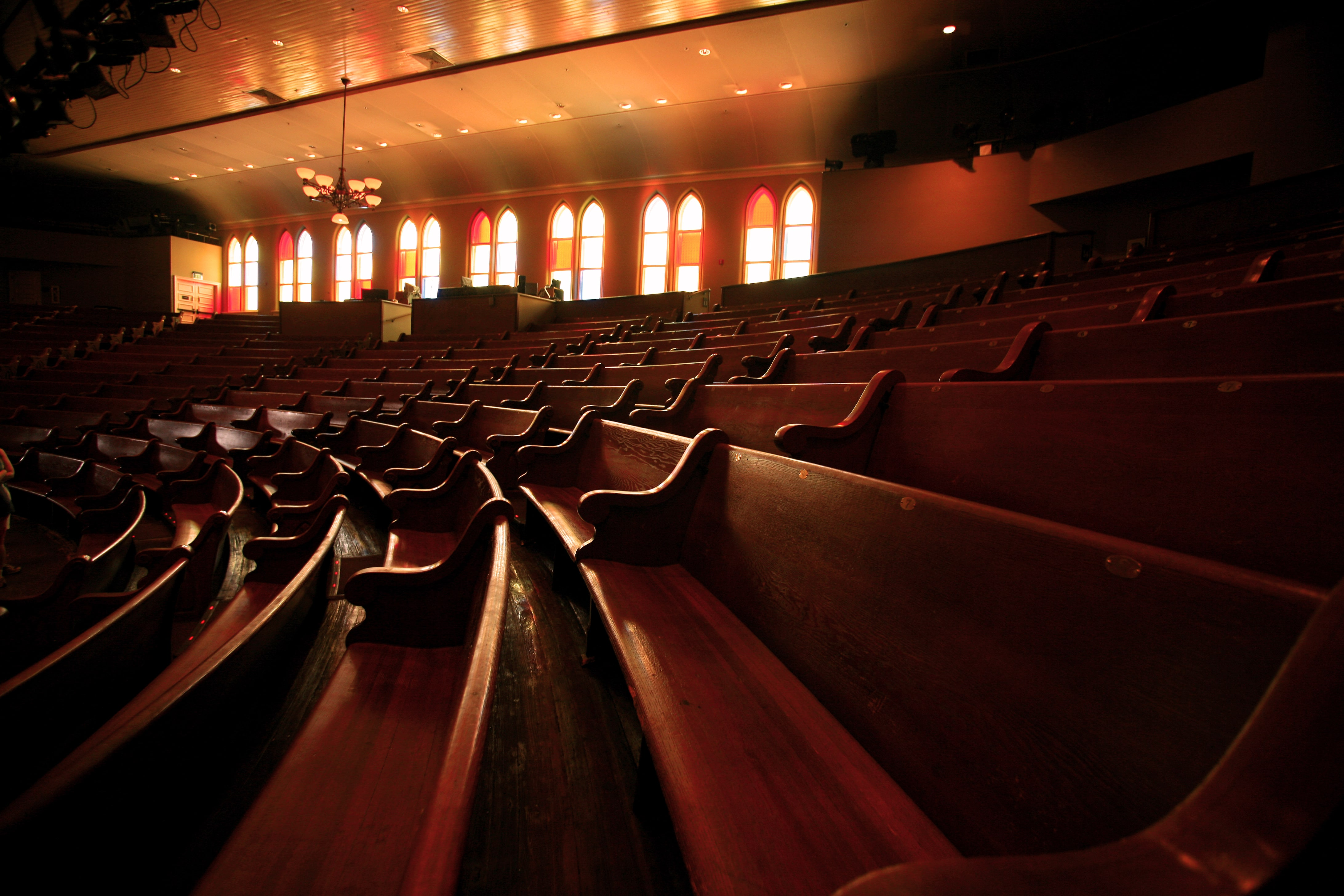 ryman auditorium the mother church of music and content