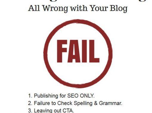 epic blog posting fails
