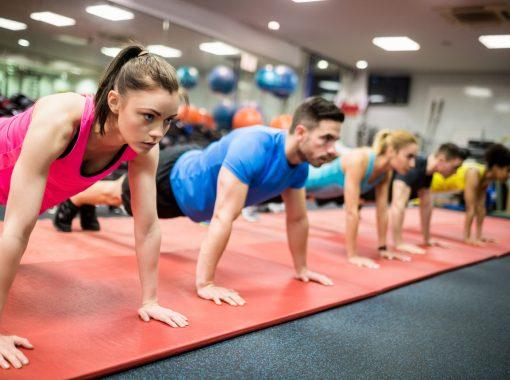 Marketing Fitness brand, fitness content