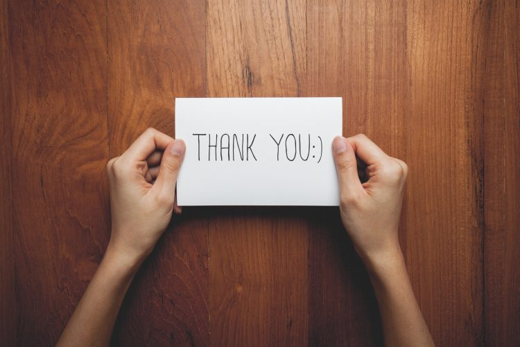 customer loyalty appreciation