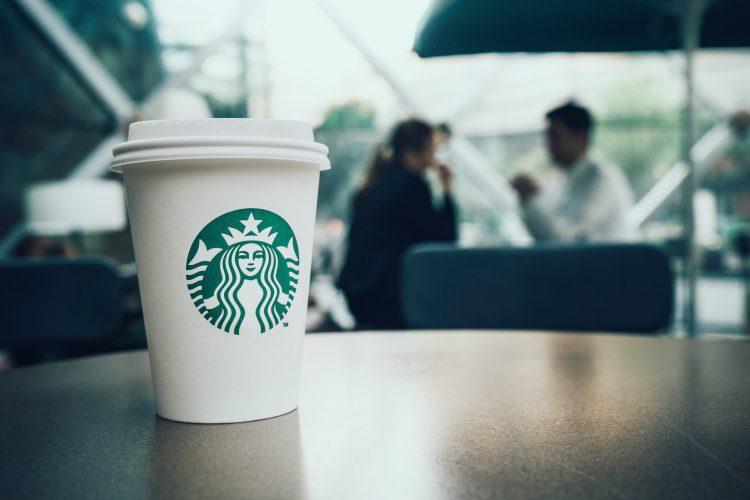 Starbucks content marketing