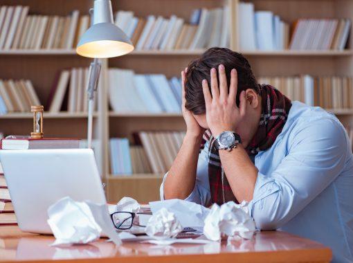 angry freelance writer