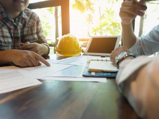 contractor blogging